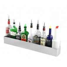 Speed Rack / Rails / Sertar sticle bauturi bar 106 x 10 x 15 cm