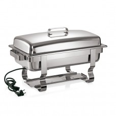 Chafing dish electric GN 1/65 - 61 x 35 x 25 cm
