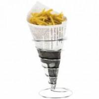 Con servire cartofi prajiti 21 cm
