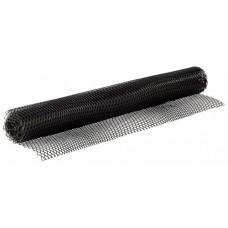 Plasa neagra bar de scurs pahare, 300x60 cm
