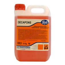 Decapant dezincrustant acid 5 litri - DECAPONS