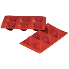 Forma silicon pentru copt piramida