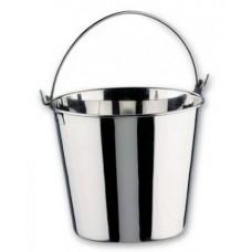 Galeata inox cu toarta 12 litri