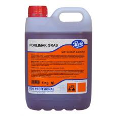 Detergent automat PONLIMAK GRAS 5 litri, Asevi