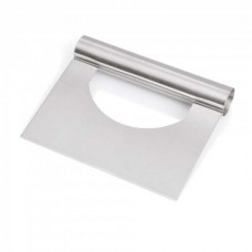 Racleta din inox taierea/curatare 15 x 9 cm