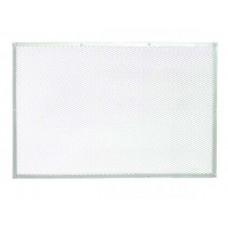 Retina pizza dreptunghiulara din aluminiu 60 x 40 cm