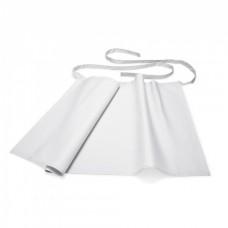 Sort ospătar Bistro - alb 95x100 cm