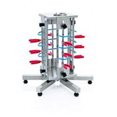 Suport, stand rotativ pentru 12 farfurii
