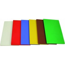 Tocator / Blat polietilena HACCP 45x30x1.3 cm - Verde