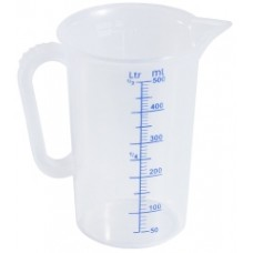 Cană gradată din polipropilenă 2 litri