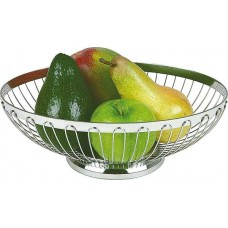 Cos paine, fructe inox rotund 20 cm