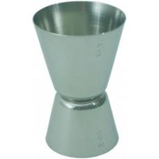 Masura inox pentru bar 2 cl/4 cl (jigger)